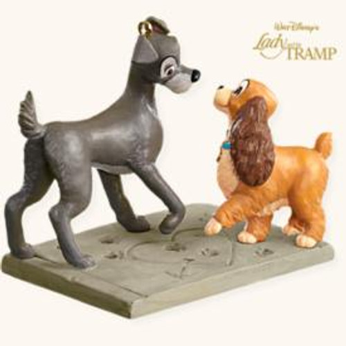2008 Disney - Signs Of Affection - Lady And The Tramp