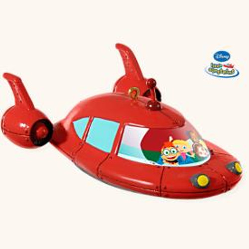 2008 Disney - Little Einsteins