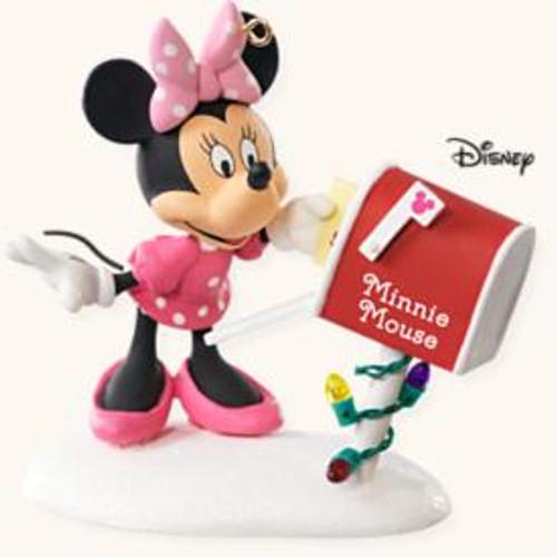 2008 Disney - Letter To Santa