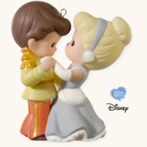 2008 Disney - Cinderella And Her Prince