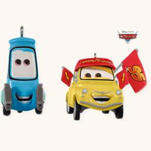2008 Disney - Cars - Luigi and Guido