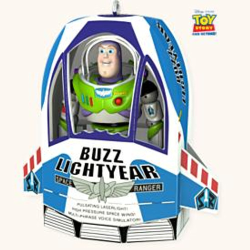 2008 Disney - Buzz In The Box - Toy Story