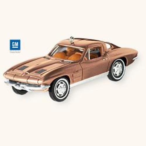 2008 Classic Cars - 63 Corvette Sting Ray