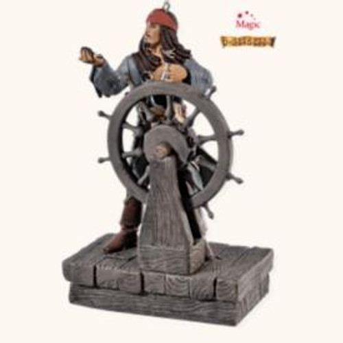 2008 Disney - Captain Jack Sparrow