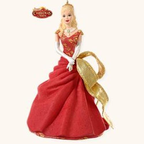 2008 Barbie As Eden