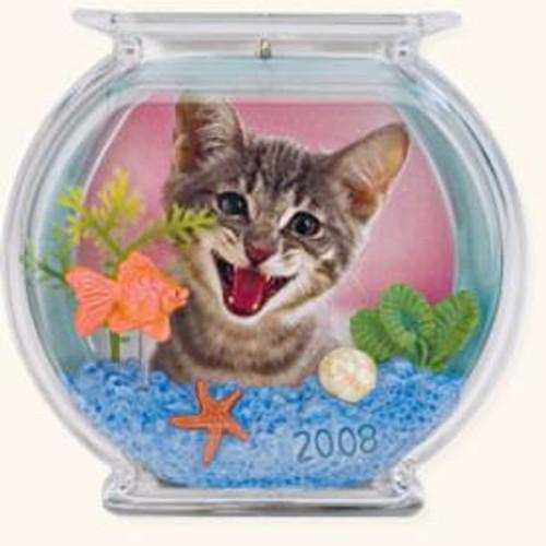 2008 The Curious Kitten Photoholder