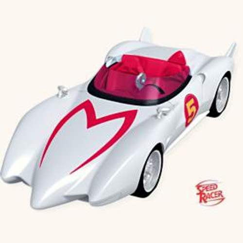 2008 The Mach 5 - Speed Racer