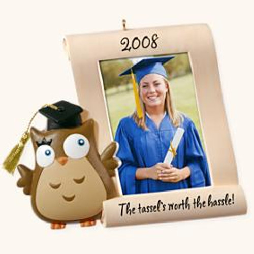 2008 The Proud Grad Photo Holder