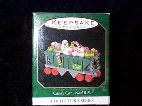 1997 Noel Railroad #9 - Candy