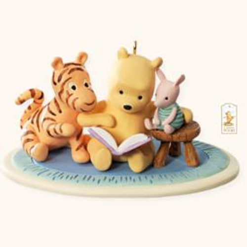2008 Winnie The Pooh - Once Upon A Story