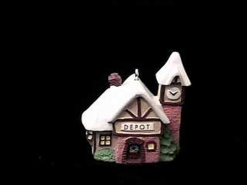 1997 Old English Village #10F