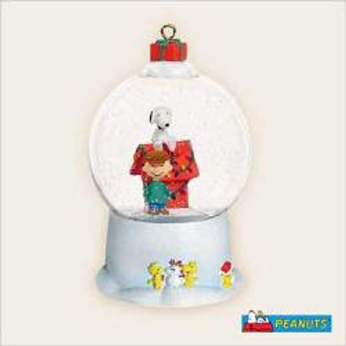 2006 Peanuts - Merry Christmas Charlie Brown