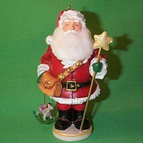 2005 Santa Nutcracker