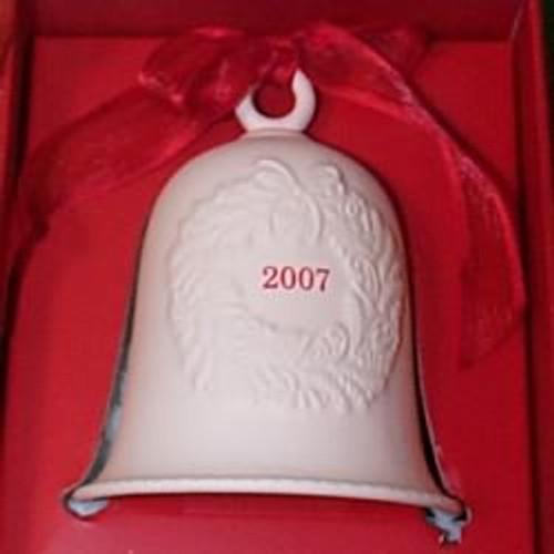 2007 Porcelain Bell