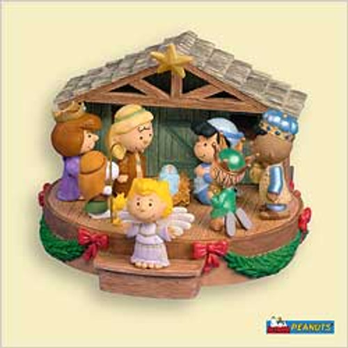 2006 Peanuts - Thats What Christmas is All About