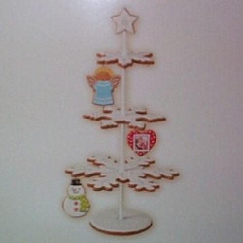 2007 Gingerbread Ornament Set