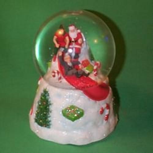 2006 A Christmas Story - Snow Globe