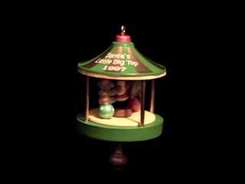 1997 Santa's Big Top #3F