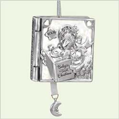2005 Baby's 1st Christmas - Memory Book