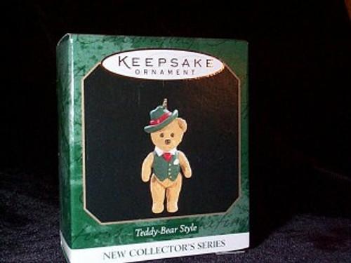 1997 Teddy Bear Style #1