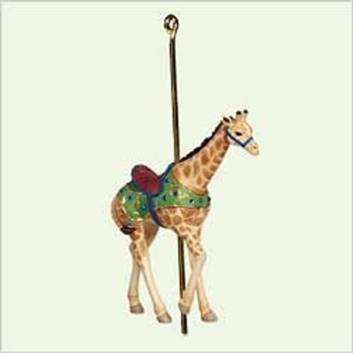 2005 Carousel Ride #2 - Proud Giraffe