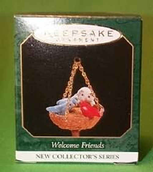 1997 Welcome Friends #1