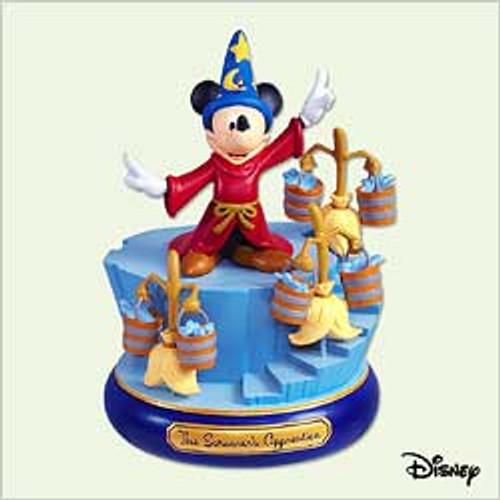 2005 Disney - Sorcerer's Apprentice