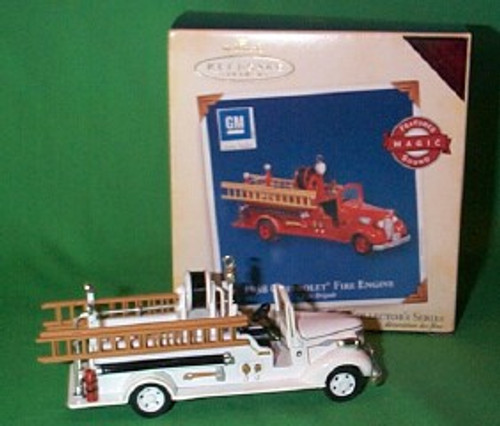 2005 Fire Brigade #3 - 1938 Chevrolet - Colorway
