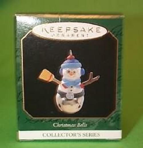 1997 Christmas Bells #3 - Snowman