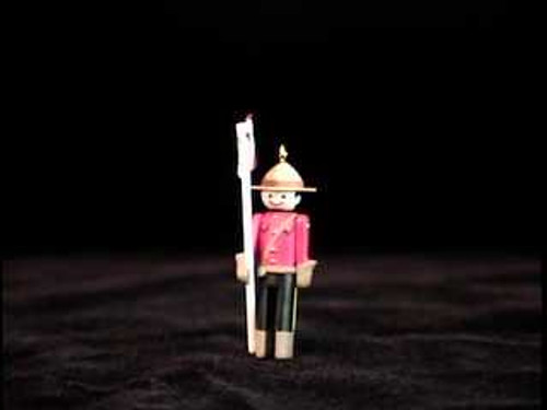 1997 Clothespin Soldier #3