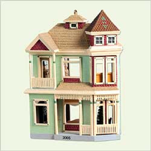 2005 Nostalgic Houses #22 - Victorian Inn