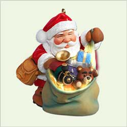 2005 Santa's Magic Sack