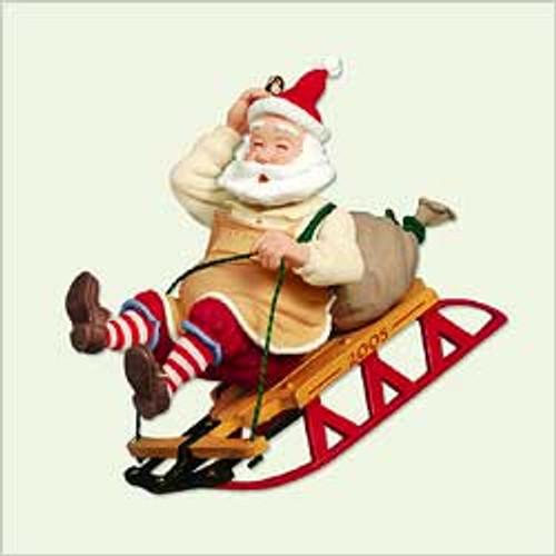 2005 Toymaker Santa #6