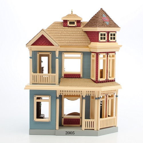 2005 Nostalgic Houses #22 - Victorian - Colorway
