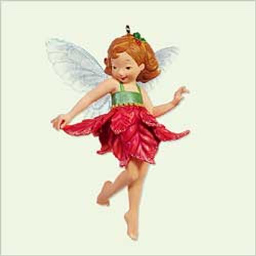 2005 Poinsettia Fairy #1