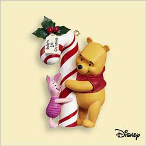 2006 Baby's 1st Christmas - Winnie The Pooh