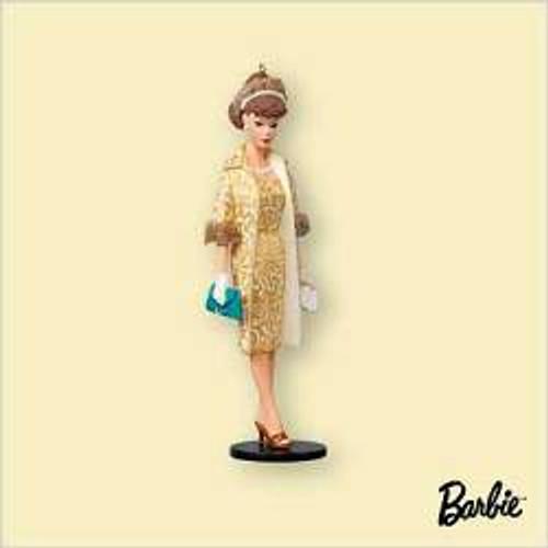 2006 Barbie - Debut #13 - Evening- Brunette