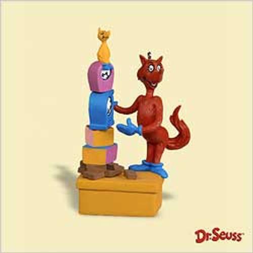 2006 Dr Seuss #8F - Fox In Socks