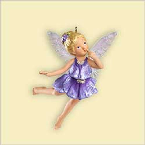 2006 Fairy Messengers #2 - Pansy