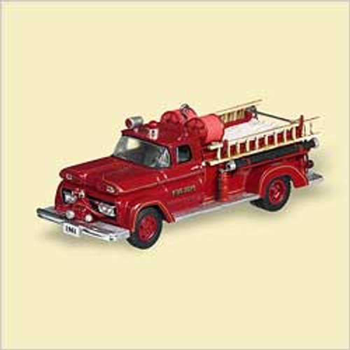 2006 Fire Brigade #4 - 1961 GMC Engine