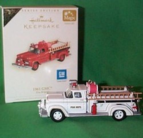 2006 Fire Brigade #4 - 1961 GMC Engine - Colorway