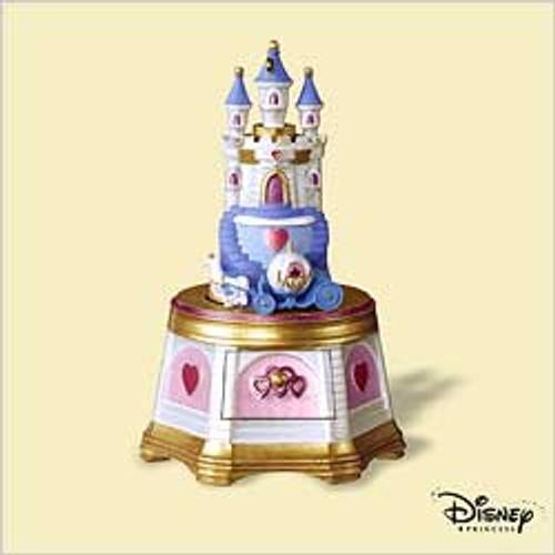 2006 Jewelry Box Castle #5 - Cinderella