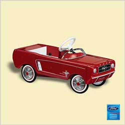 2006 Kiddie Car Classic #13F - 64 Ford Mustang