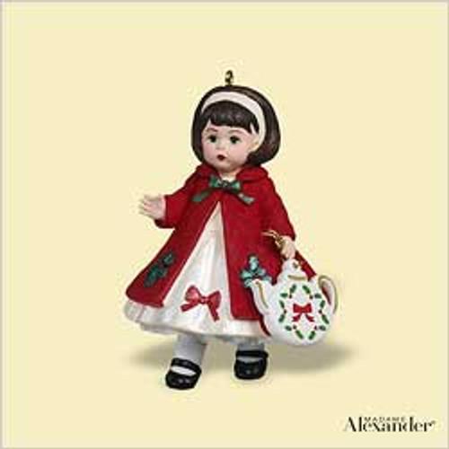 2006 Madame Alexander #11 - Christmas Tea