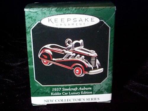 1998 Kiddie Car Mini Luxury #1 - Auburn