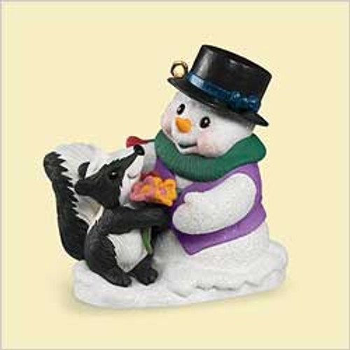 2006 Snow Buddies #9 - Skunk