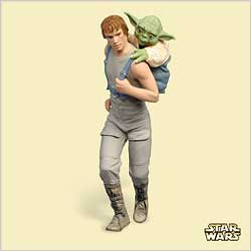 2006 Star Wars #10 - Skywalker And Yoda