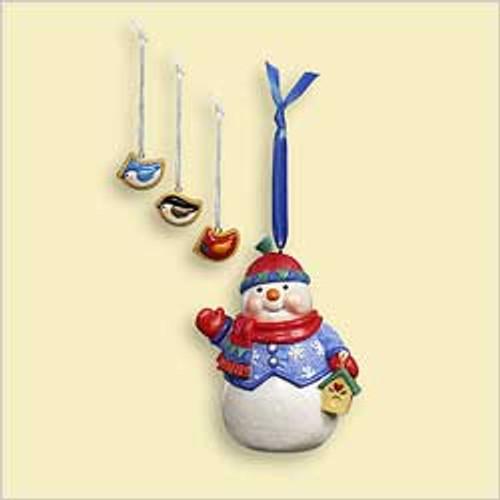 2006 Sweet Tooth Treats #5F - Snowman