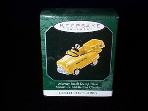 1998 Kiddie Car Mini #4 - Murray Dump Truck