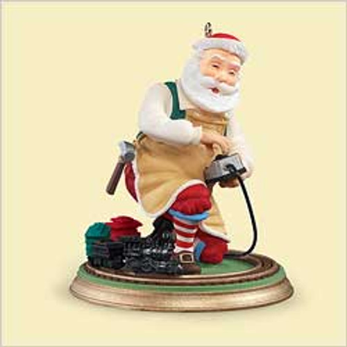 2006 Toymaker Santa #7